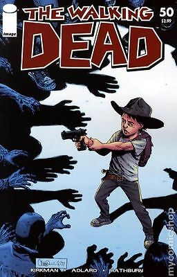 The Walking Dead Comic Issue #50 First Edition