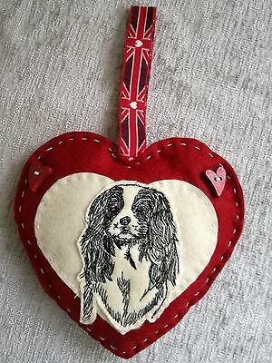 Cavalier King Charles Spaniel  Valentines  Gift
