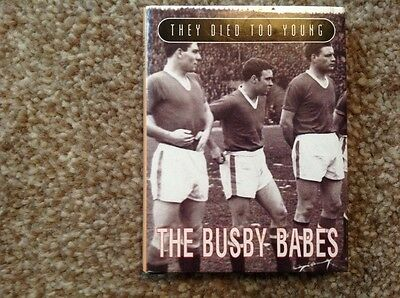 Busby Babes United minature book