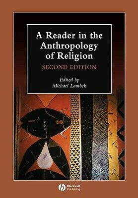 A Reader in the Anthropology of Religion by Lambek Hardcover Book (English)