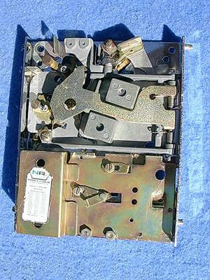 AMI / Rowe WRA WRB WRC wallbox 5-10-25 cent National rejector or coin acceptor