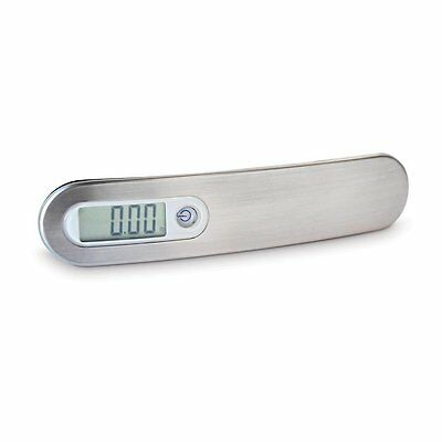 Digital Portable Travel Scales Electronic Ergonomic 40Kg Capacity Baggage New