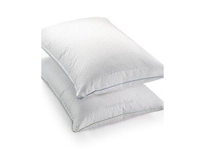 Charter Club Vail Collection Soft 50/50 Down/Feather Standard Pillow Z1058