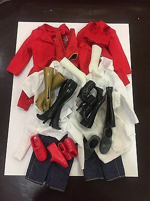 Rebelde Doll clothes  Lot of deboxed clothes new