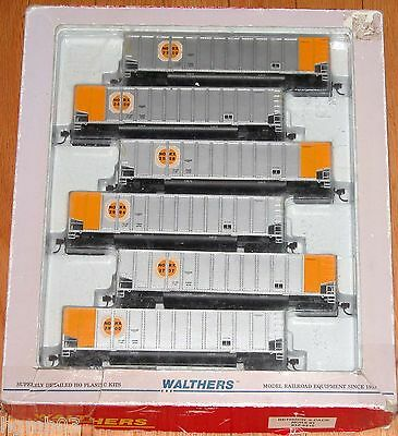 Walthers 932-5310 Bethgon Bethgons 6-Pack Norx #1