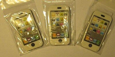 3 Cell Phone Erasers
