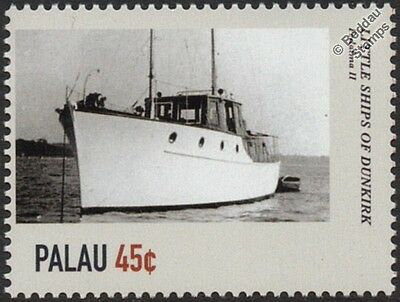 FEDALMA II Motor Yacht Boat WWII Little Ships of Dunkirk Stamp
