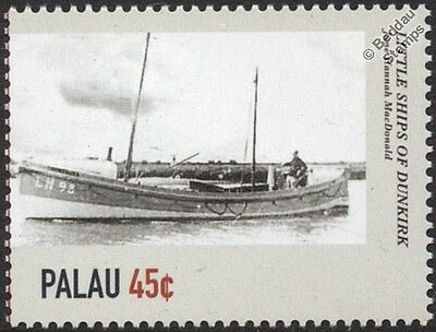 JANE HANNAH MacDONALD RNLI Lifeboat WWII Little Ships of Dunkirk Stamp