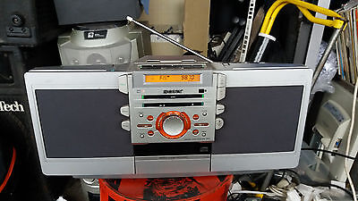 Sony Personal Audio System ZS-D55 Portable Hi Fi System