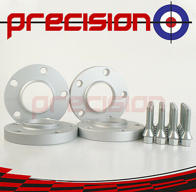 BMW 3 Series E90 2005-2012  4 Elite Hubcentric 20mm Alloy Wheel Spacers + Bolts