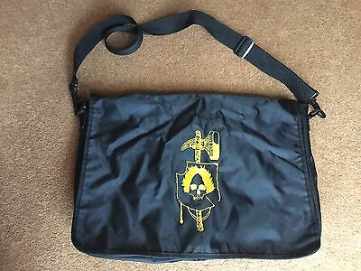 Warhammer Fantasy Battle Satchel Bag / Carry Case Limited Edition Games Workshop