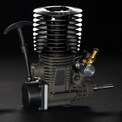 Nitromotor 28SZ 4.58 ccm  2.9 PS 2.13 kW FORCE Engine E-2801P 250002