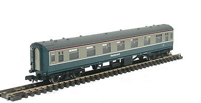 Graham Farish 374-800 Br Mk1 Restaurant Car RFO BR Blue/grey , BRAND NEW!