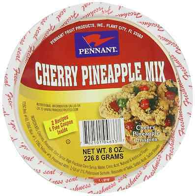 Pennant Cherry-Pineapple Mix, 8 Ounce