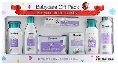Himalaya Baby Care Child Gift Pack Special Herbal Skin Soft 7 Products