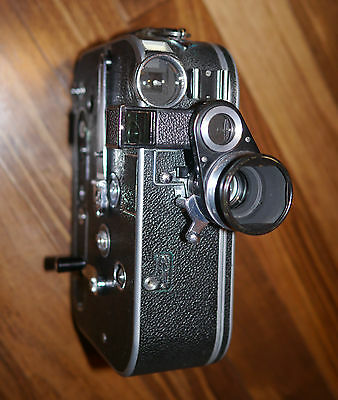 Zeiss Movikon 16mm film camera 1930s Germany