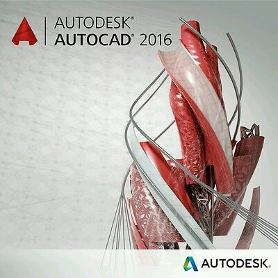 AutoCAD 2016 3 Year Key