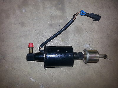 New lift pump for Mercury M2 jet drive for a 2000 challenger seadoo boat