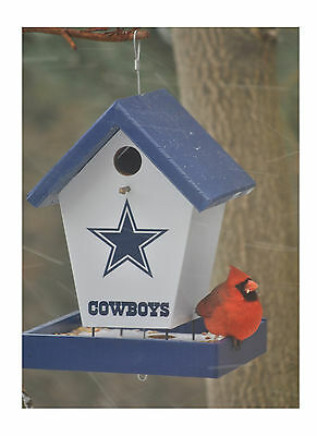Dallas Cowboys Bird Feeder