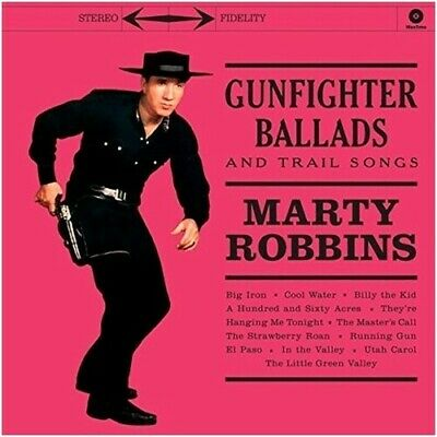 Marty Robbins - Gunfighter Ballads & Trail Songs [New Vinyl] UK - Import
