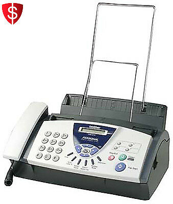 Phone Fax Machine Copier Personal Home Office Plain Paper Telephone Faxing