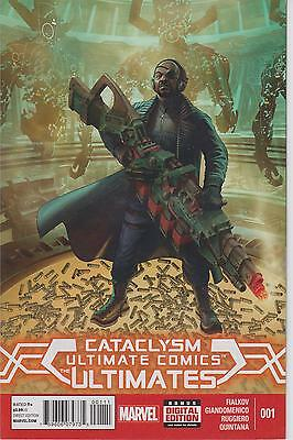 Cataclysm: Ultimates 1 - 2014 - Near Mint