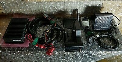 Motorola Tanapa ConvertaCom Control Police equipment  lot