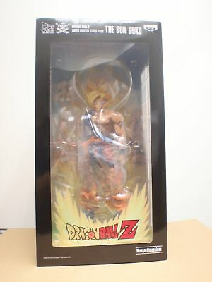 Banpresto Dragon Ball Z Super Master Stars Piece SON GOKU Two Dimensions 2D SMSP