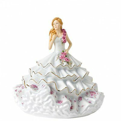 Royal Doulton - Pretty Lady Figurines - Victoria Figure of the Year 2017 Boxed