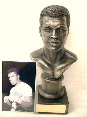 Legends Forever Muhammad Ali Boxing Model Rare Bust Figure With Certificate New