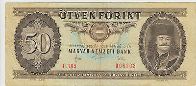 HUNGARY 1000 FORINT 1983 P-173a VF-XF      1RF 25NOV