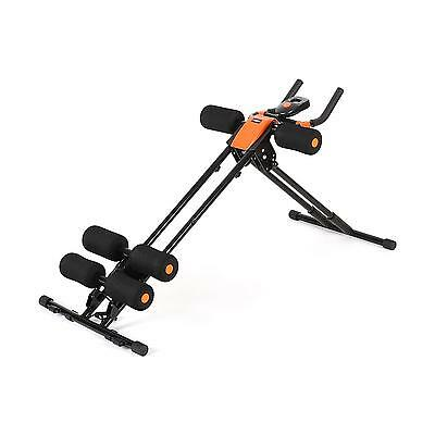 Ab Cruncher Panca Addominali Palestra Fitness Abs Computer Allenamento Dimagrire