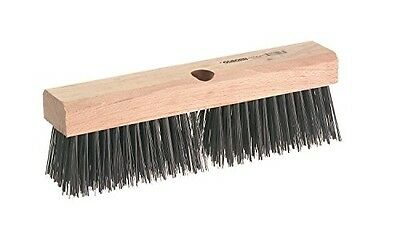 52061sp Block Style Wire Broom Head Heavy Duty Scrubbing And Sweeping