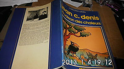 Collection PILOTE- JEAN C.DENIS - TBE - 1981 - EO