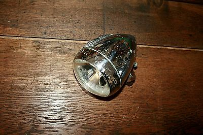 Ancien Optique Phare Velo ,Bike ,Moto ,Chopper ,Bonanza