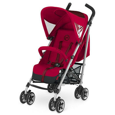 Silla de paseo Cybex Onyx Infra Red Red