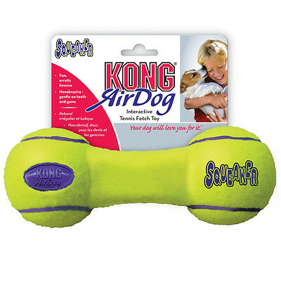 Kong Dog Air Squeaker Dumbell Gioco Per Cane