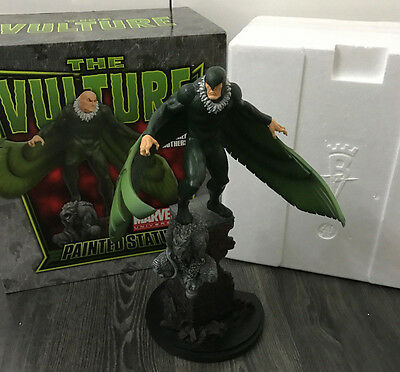 Bowen Designs Vulture Painted Statue Marvel Comics Sample
