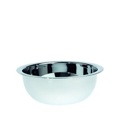 Edwin Jagger Contemporary Chrome-Plated Shaving Soap Bowl