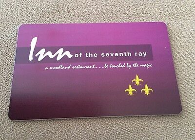 $100 Gift Card for Inn of the Seventh Ray - Enjoy Romantic SoCal Dining