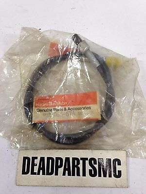 Harley NOS 92065-67a gauge speedo tach cable assembly