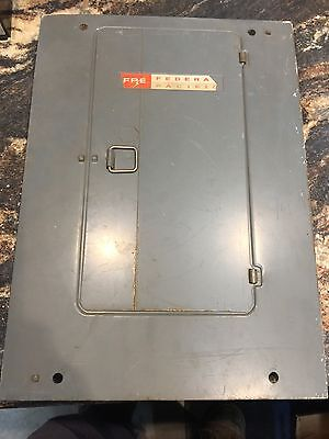 Federal Pacific 1206-12-125NI 125A Panel Cover STAB-LOK Load Center