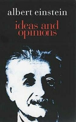 Ideas and Opinions by Albert Einstein Paperback Book