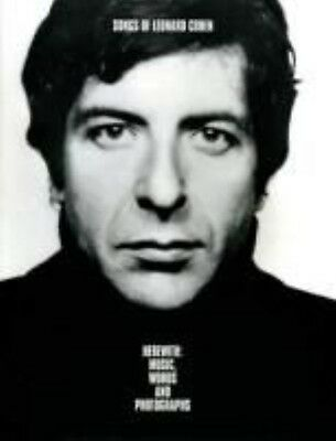 Songs of Leonard Cohen by Sales Music Paperback Book (English)