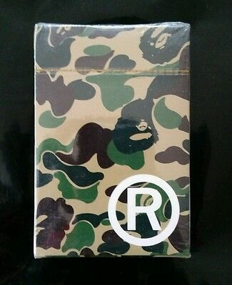 Bathing ape BAPE playing cards from Japan