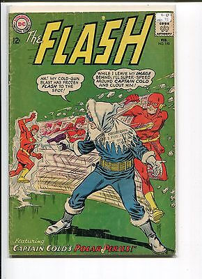 Flash 150 Vg- Captain Cold  Infantino Anderson  1965