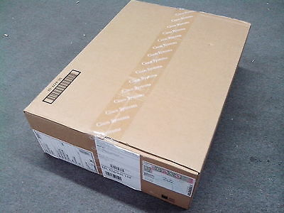*New sealed& Neu OVP* CISCO WS-C2960X-48LPS-L  2Years Wnty/VATfree €1700  2960X