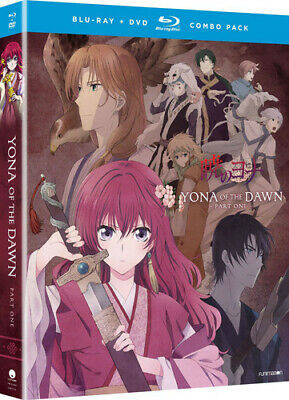 Yona Of The Dawn: Part One - 4 DISC SET (2016, REGION A Blu-ray New)