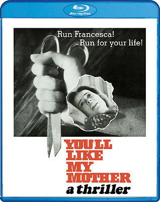 You'll Like My Mother (2016, REGION A Blu-ray New)