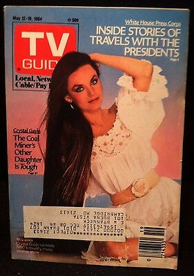 1984 Tv Guide - Country Music Awards, Crystal Gayle